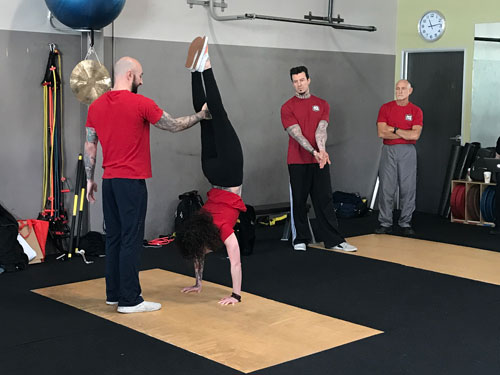 Progressive Calisthenics Instructor Certification Workshop ...